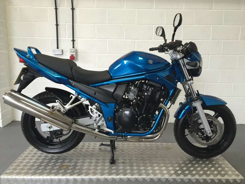Bike Blue Book >> SUZUKI GSF650 - K6 BANDIT SOLD